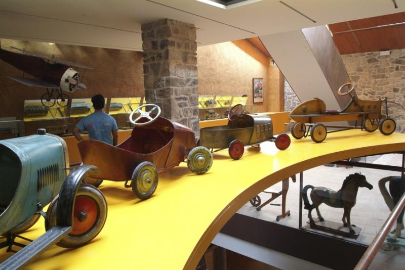 Museu de Joguets i Autòmats - Verdú.JPG