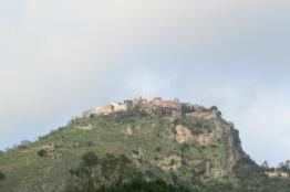 Mestečko na kopci